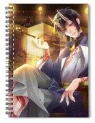 Touken Ranbu Spiral Notebook