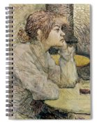 Toulouse-lautrec, 1889 Spiral Notebook