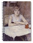 Toulouse-lautrec: Powder Spiral Notebook