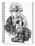 Tour Of Duty - Women In Combat Le Spiral Notebook