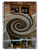 Tourbillon Polaire II / Polar Vortex II Spiral Notebook