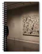 Touring The Met Spiral Notebook