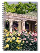 Tournament Of Roses Spiral Notebook
