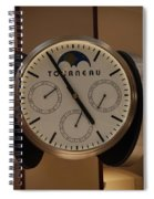 Tourneau Spiral Notebook