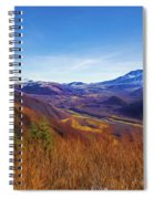 Toutle River Spiral Notebook