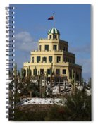 Tovrea's Castle Phoenix Spiral Notebook
