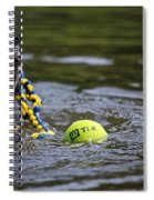 Tow Rope Spiral Notebook