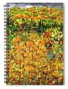 Towards Autumn Spiral Notebook