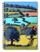 Towards Ledbury II Spiral Notebook