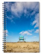 Tower 20 South Ponto Spiral Notebook