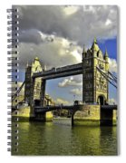 Tower Bridge I Spiral Notebook