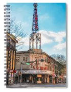 Tower Theater - Upper Darby Pa Spiral Notebook