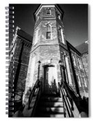 Towering Grace Spiral Notebook