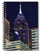 Towering Over Philly Spiral Notebook