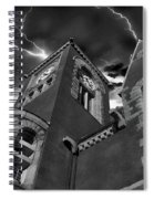 Town Hall Perspective Spiral Notebook