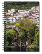 Town Of Avo Spiral Notebook