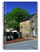 Town Of Harpers Ferry Spiral Notebook