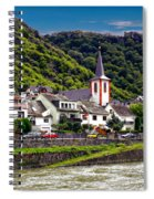Town Of Kestert Spiral Notebook