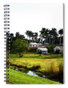 Town Of Pahokee Spiral Notebook