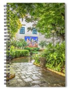 Town Square Spiral Notebook