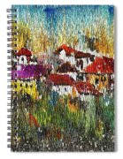 Town To Country Spiral Notebook