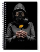 Toxic Hope Spiral Notebook