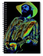 Toy Caldwell Art 5 Spiral Notebook