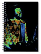 Toy Caldwell Art Spiral Notebook