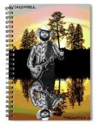 Toy Caldwell At Amber Lake 3 Spiral Notebook