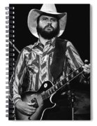 Toy Caldwell Live Spiral Notebook