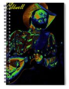 Toy Caldwell Searchin' For A Rainbow Spiral Notebook