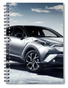 Toyota C-hr Spiral Notebook