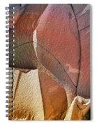 Tr Ib'yoot Rock Spiral Notebook