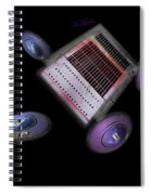 Traction Spiral Notebook