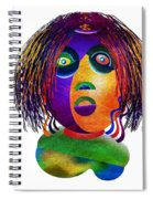 Tracy Mom Color Spiral Notebook