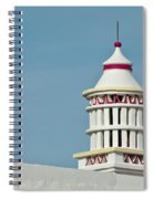 Traditional Algarve Chimney Spiral Notebook