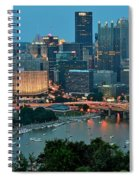 Traditional Panoramic Spiral Notebook