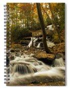 Trahlyta Falls Spiral Notebook
