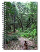 Trail Angel Spiral Notebook