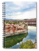 Trail Creek Canyon Spiral Notebook