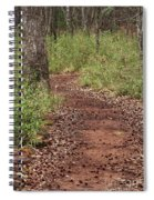 Trail To Beauty Spiral Notebook