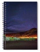 Trailer Travels Spiral Notebook