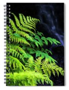 Trailside Plants Spiral Notebook