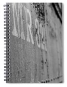 Train Car Elbe Washington Spiral Notebook