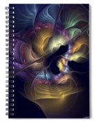 Train Of Thought Spiral Notebook