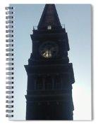 Train Station Spiral Notebook