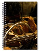 Train Trestle Spiral Notebook