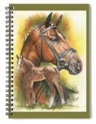Trakehner Spiral Notebook