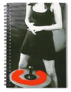 Trance Spiral Notebook
