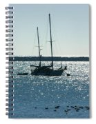 Tranquil Bay Spiral Notebook